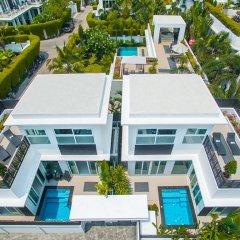 Отель Villas In Pattaya 5* Стандартный номер с 2 отдельными кроватями
