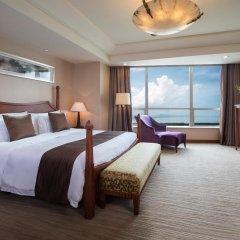 ShenzhenAir International Hotel 5* Люкс повышенной комфортности с различными типами кроватей фото 2
