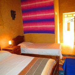 Отель Merzouga Riad and Bivouac Excursion Марокко, Мерзуга - отзывы, цены и фото номеров - забронировать отель Merzouga Riad and Bivouac Excursion онлайн комната для гостей фото 4