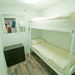 Cinema Hostel Кровать в общем номере с двухъярусной кроватью фото 8