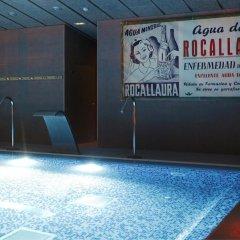 Отель Balneario Rocallaura Вальбона-де-лес-Монжес сауна