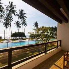 Отель Vendol Resort Шри-Ланка, Ваддува - отзывы, цены и фото номеров - забронировать отель Vendol Resort онлайн балкон