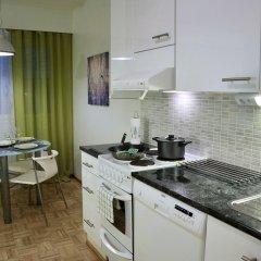 Апартаменты Apartments Karviaismäki в номере