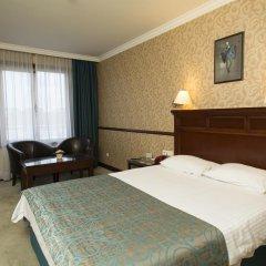 Topkapi Inter Istanbul Hotel 4* Стандартный номер с различными типами кроватей фото 12