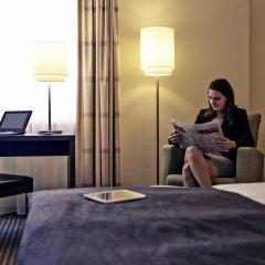 Mercure Airport Hotel Berlin Tegel 4* Стандартный номер с различными типами кроватей фото 6