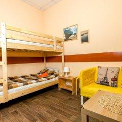 Хостел Dacha Стандартный номер с 2 отдельными кроватями фото 4