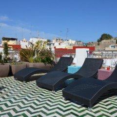 Отель Tanger Chez Habitant Марокко, Танжер - отзывы, цены и фото номеров - забронировать отель Tanger Chez Habitant онлайн балкон