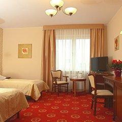 Hotel Arkadia Royal 3* Стандартный семейный номер с двуспальной кроватью фото 2