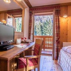 Hotel Lo Scoiattolo 4* Номер Комфорт с различными типами кроватей