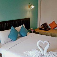 Отель BS Airport at Phuket 3* Стандартный номер с различными типами кроватей фото 8