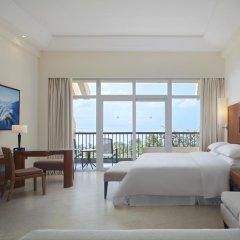 Отель Sheraton Sanya Resort комната для гостей фото 2