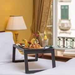 Hotel Cattaro 4* Номер Делюкс с двуспальной кроватью фото 9