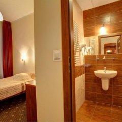 Отель LOTHUS Вроцлав ванная фото 2