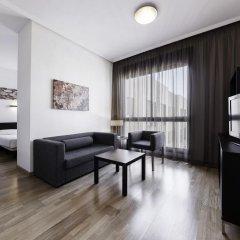 Отель Compostela Suites комната для гостей фото 6