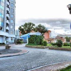 Апартаменты Аквамарин парковка