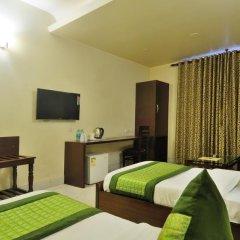 Отель Shanti Villa 3* Номер Делюкс с различными типами кроватей фото 17