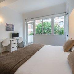 Отель NeoMagna Madrid 2* Улучшенный номер с различными типами кроватей фото 10