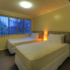 Отель Tropixx Motel & Restaurant 4* Стандартный номер с различными типами кроватей фото 3