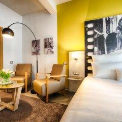 NYX Hotel Milan by Leonardo Hotels Стандартный номер с двуспальной кроватью фото 10