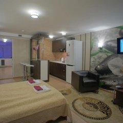 Гостиница JOY Апартаменты Эконом разные типы кроватей