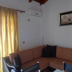 Отель Villa White Албания, Ксамил - отзывы, цены и фото номеров - забронировать отель Villa White онлайн комната для гостей фото 2