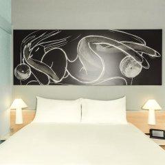 Отель Ibis Paris Boulogne Billancourt 3* Стандартный номер с различными типами кроватей фото 6