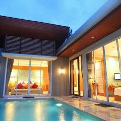 Отель APSARA Beachfront Resort and Villa 4* Улучшенный номер с различными типами кроватей фото 6