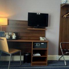Отель Piries Hotel Великобритания, Эдинбург - отзывы, цены и фото номеров - забронировать отель Piries Hotel онлайн удобства в номере фото 2