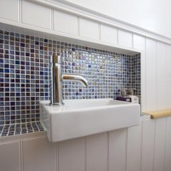 Отель Lamb's Knees Великобритания, Сифорд - отзывы, цены и фото номеров - забронировать отель Lamb's Knees онлайн ванная