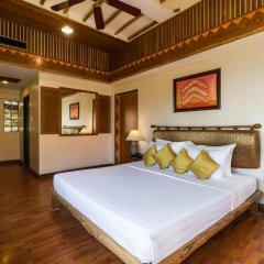 Отель Chaba Cabana Beach Resort 4* Вилла Делюкс с различными типами кроватей фото 6
