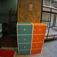 Narakarn Hostel Кровать в общем номере с двухъярусной кроватью