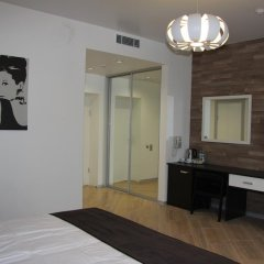 Гостиница Мегаполис 4* Номер Бизнес с различными типами кроватей фото 6