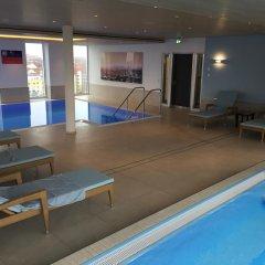 Отель Sheraton Carlton Нюрнберг бассейн фото 2