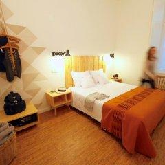 Отель Hall Chiado 4* Стандартный номер с различными типами кроватей фото 3