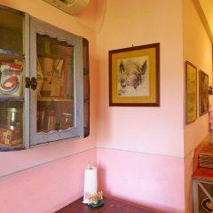 Отель Casa del Glicine Сполето интерьер отеля