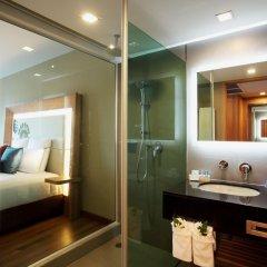 Отель Novotel Phuket Kamala Beach 4* Улучшенный номер с двуспальной кроватью фото 2