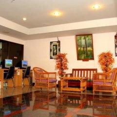 Апартаменты J S Tower Service Apartment Бангкок питание