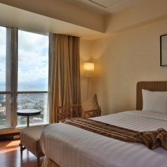 Crown Regency Hotel and Towers Cebu 4* Номер Делюкс с различными типами кроватей фото 2