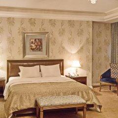 Отель Amman International 4* Представительский люкс с различными типами кроватей фото 6