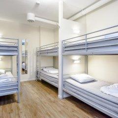 City Hostel Кровать в общем номере фото 8