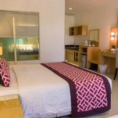 Отель The Par Phuket 3* Номер Делюкс с различными типами кроватей фото 8