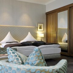 Kastens Hotel Luisenhof 5* Люкс с различными типами кроватей