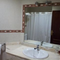 Отель San Millan Испания, Сантандер - отзывы, цены и фото номеров - забронировать отель San Millan онлайн ванная