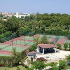 Simena Hotel спортивное сооружение