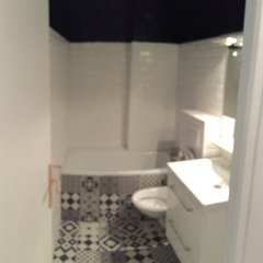 Отель Le Marais - Bretagne Франция, Париж - отзывы, цены и фото номеров - забронировать отель Le Marais - Bretagne онлайн ванная фото 2