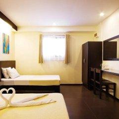 Отель Gran Tierra Suites 3* Стандартный номер с различными типами кроватей фото 3