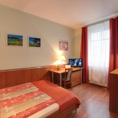 Отель Penzion Fan 3* Студия с различными типами кроватей фото 15
