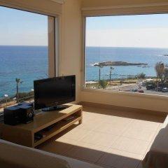 Апартаменты Eternity Apartment комната для гостей фото 5