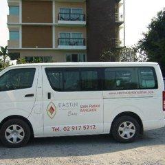 Отель Eastin Easy Siam Piman Бангкок городской автобус