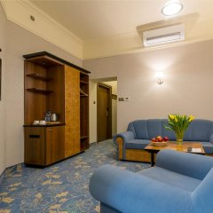 Hotel Diament Plaza Gliwice 4* Полулюкс с различными типами кроватей